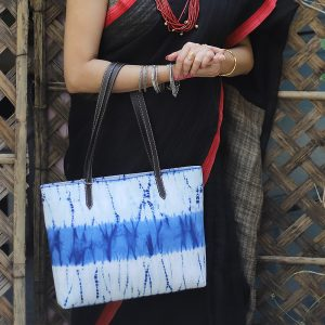 Cotton Tie-n-Dye handbags